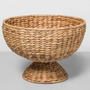 Opalhouse Woven Water Hyacinth Bowl